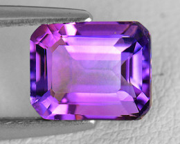 20x15 mm Octagon 19.10cts Purple Amethyst [VVS]