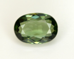 1.90 Cts NATURAL SPLENDID OVAL CHROME GREEN TOURMALINE