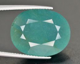 Rarest 15.25 Ct Amazing Color Natural Grandidierite