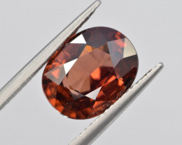 Natural Zircon 6.66 Cts Good Quality from Cambodia
