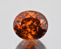 Natural Zircon 6.76 Cts Good Quality from Cambodia