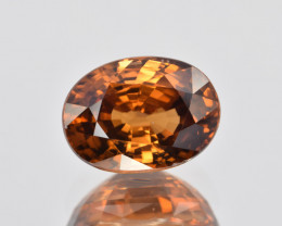 Natural Zircon 7.66 Cts Good Quality from Cambodia