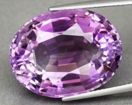 22.38 ct 100% Natural Earth Mined Unheated Purple Amethyst, Uruguay