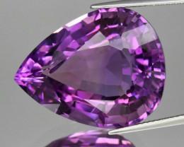 28.38 ct 100% Natural Earth Mined Unheated Purple Amethyst, Uruguay
