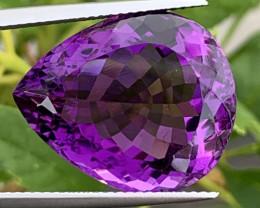 17.64 Carats Amethyst  Gemstone