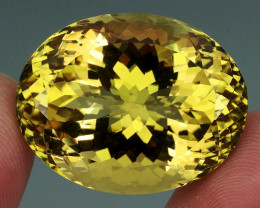 83.26 Ct. 100% Natural Earth Mined Top Quality Yellow Golden Citrine Unheat