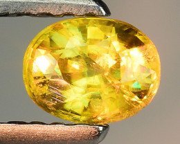 Mind Blowing Fire Chrome Sphene ~ AS19