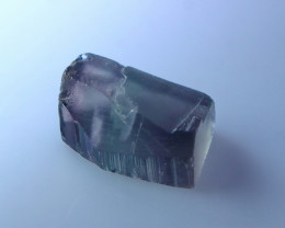 22.75  CTs CT Natural & Unheated Bi Color  Fluorite Rough