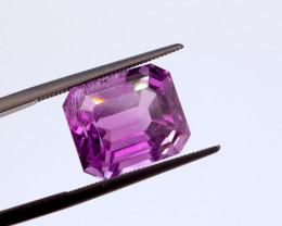 10.43 CT FREE SHIPPING! Custom Fancy Cut Purple Amethyst (Uruguay)