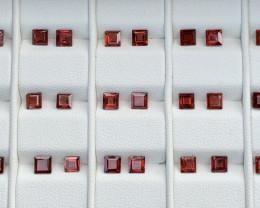 carats Rhodolite Garnet  Gemstone