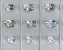 40.60 Carats Topaz Gemstones Parcel