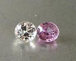1ct VVS natural unheated sapphire