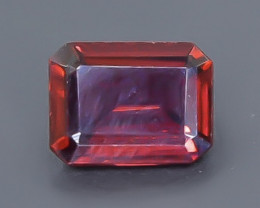 1.81 Crt Natural Rhodolite Garnet Faceted Gemstone.( AB 78)