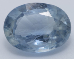 1.03  CTS.  SAPPHIRE, LIGHT BLUE