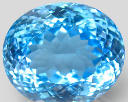 30.67  ct. 100% Natural Earth Mined Top Quality Blue Topaz Brazil