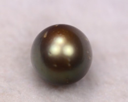 16.44ct Natural Tahitian Pearl Black Color South Sea Pearl Lot B2049
