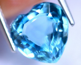 2.95cts Natural TOP Swiss Blue Colour Topaz / MA103
