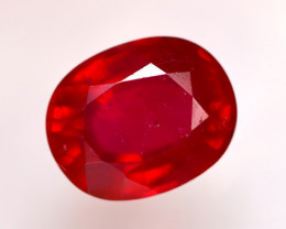 Ruby 4.24Ct Madagascar Blood Red Ruby E2329/A20