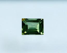 1.20 CT Natural - Unheated Green Tourmaline Gemstone