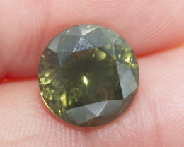 5.40 CTS. ZIRCON BRILLIANT GREEN