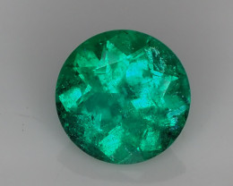 1.71ct Colombian Emerald