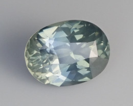 1.41ct Teal Sapphire