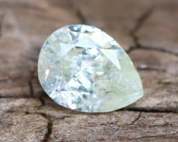 Bluish Green Diamond 0.17Ct Natural Fancy Diamond A2103