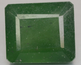 10.53 Cts Untreated Fancy Green Serpentine Natural Loose Gemstone
