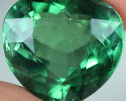 14.50 CT CERTIFIED  Copper Bearing Mozambique Paraiba Tourmaline-PR1061