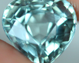4.13 CT CERTIFIED  Copper Bearing Mozambique Paraiba Tourmaline-PR1066