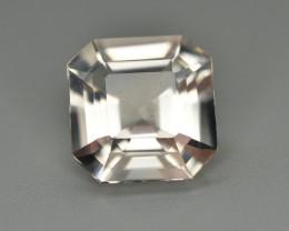 Top Quality 5.80  Ct Natural Morganite