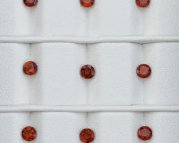 3.45 Carats Mandarin Garnet  Gemstones