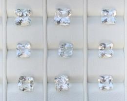 31.11 Carats Topaz Gemstones Parcel