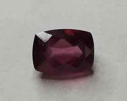 Rhodolite, 1.22ct, top colour, beautiful gem!!