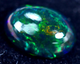 1.93cts Natural Ethiopian Smoked Black Opal / MA133