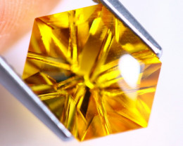 2.68cts Natural TOP Cutting Yellow Orange Colour Citrine / MA158