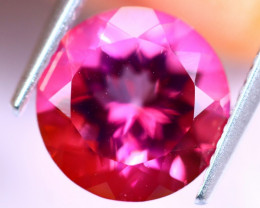 4.58cts Natural TOP Colour Pink Topaz / MA168