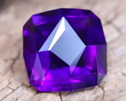 Uruguay Amethyst 1.80Ct VVS Master Cut Natural Violet Amethyst B2209