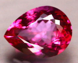 Pink Topaz 10.33Ct Natural IF Pink Topaz D2613/A35