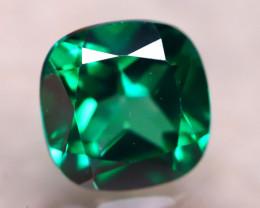 Green Topaz 3.84Ct Natural VVS Green Topaz D2617/A48
