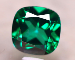 Green Topaz 3.67Ct Natural VVS Green Topaz D2618/A48