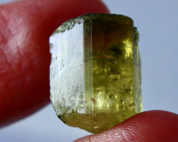 19.60 CT Natural - Unheated Yellow Heliodor Crystal
