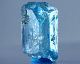 13.45 CT Natural - Beatiful Blue Topaz  Crystal