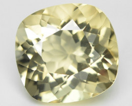 8.09 Cts Fancy Golden Yellow Color Natural Citrine Gemstone