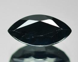 1.15 Cts Amazing Rare Natural Fancy ฺGreen Ceylon Sapphire Loose Gemstone