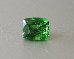 1.4ct Natural Tsavorite Garnet