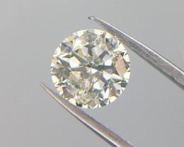 0.47 CTS , Beautiful Natural Diamond , Diamond For Jewelry , WR1022