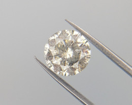 0.62 CTS , Natural Salt and Pepper Diamond , Galaxy Diamond , WR1049