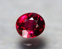 Rhodolite 1.74Ct Natural Purplish Red Rhodolite Garnet E2702/A5