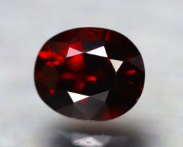 Almandine 1.94Ct Natural Vivid Blood Red Almandine Garnet E2731/A26